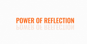 Power of Reflection logo